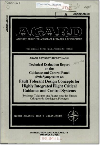 AGARD-AR-281