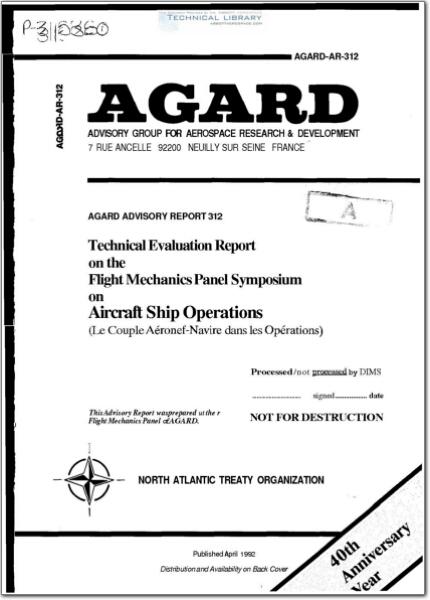 AGARD-AR-312