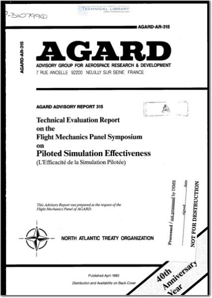 AGARD-AR-315