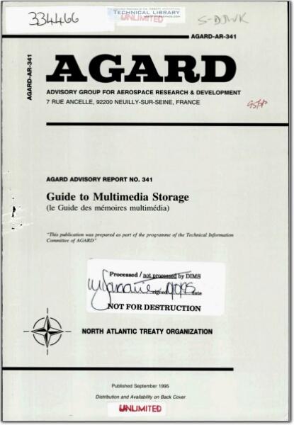 AGARD-AR-341