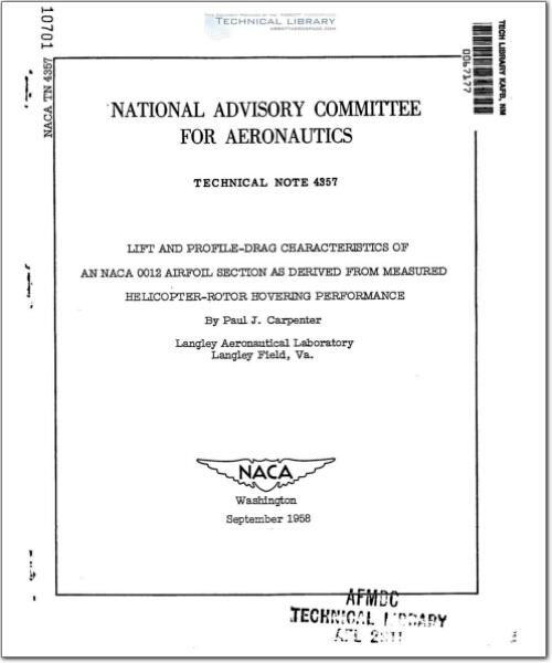 NACA-TN-4357