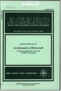 AGARD-R-781 Aerodynamics of Rotorcraft