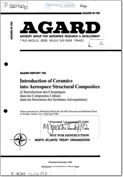 AGARD-R-795
