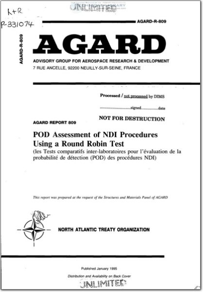 AGARD-R-809