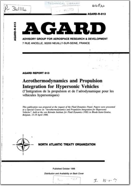 AGARD-R-813