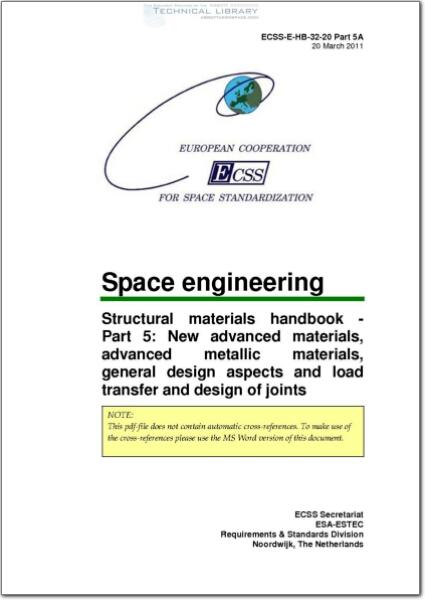 ECSS-E-HB-32-20_Part5A