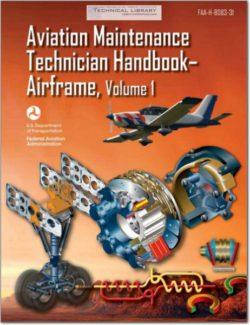 FAA-H-8083-31 Aircraft Maintenance handbook Vol 1