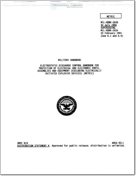 mil hdbk 263b pdf free