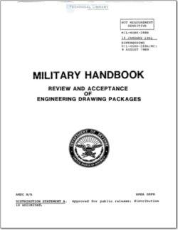 Mil Hdbk 288b Abbott Aerospace Sezc Ltd