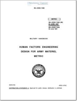 MIL-HDBK-759B : Abbott Aerospace SEZC Ltd.