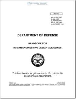 MIL-HDBK-759C : Abbott Aerospace SEZC Ltd.