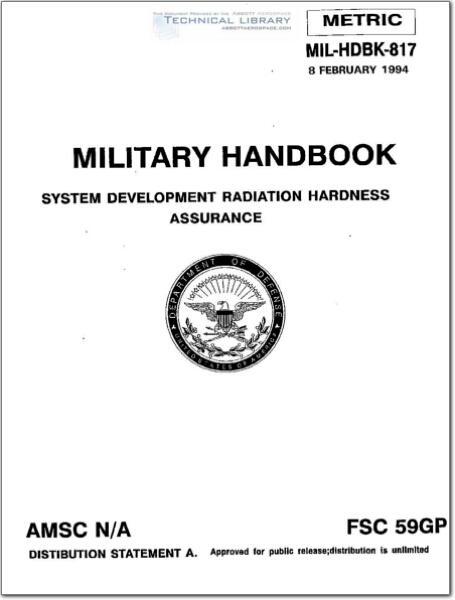 MIL-HDBK-817