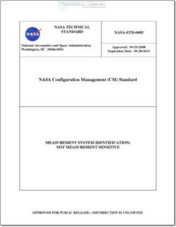 NASA-STD-0005 NASA Configuration Management (CM) Standard