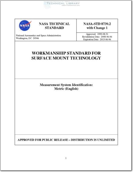 NASA-STD-8739.2