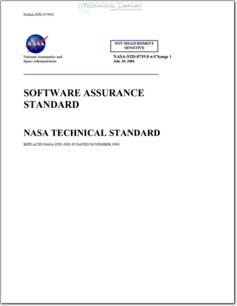 NASA-STD-8739.8