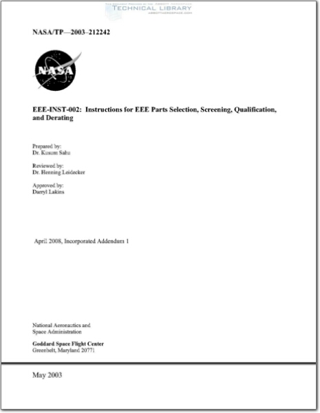 NASA-EEE-INST-002