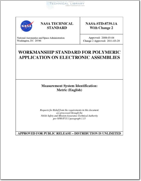 NASA-STD-8739-1A