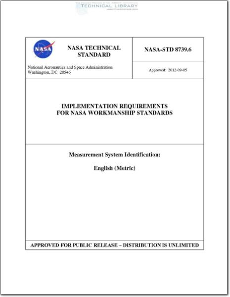 NASA-STD-8739-6