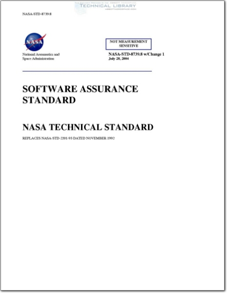 NASA-STD-8739-8