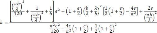 Compression Buckling Equation