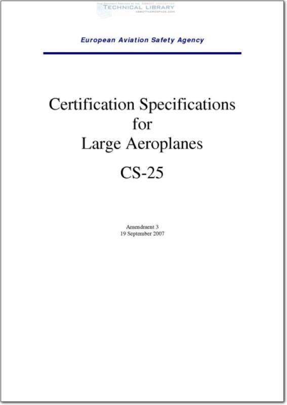 Easa 2007 010 R Abbott Aerospace Sezc Ltd