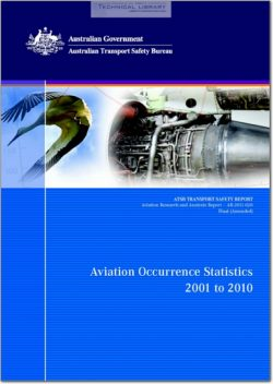 ATSB-AR-2011-020 Aviation Occurrence Statistics - 2001 to 2010
