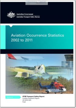 ATSB-AR-2012-025 Aviation Occurrence Statistics - 2002 to 2011