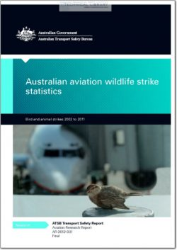 ATSB-AR-2012-031 Australian Aviation Wildlife Strike Statistics