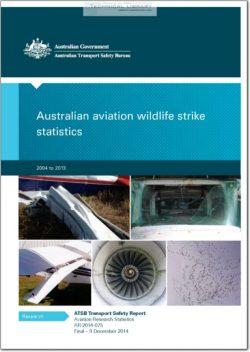 ATSB-AR-2014-075 Australian Aviation Wildlife Strike Statistics - 2004 to 2013