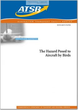ATSB-RP-2002-11 The Hazard Posed to Aircraft by Birds