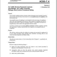 NZCAA-AC65-7.4