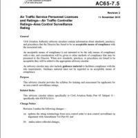 NZCAA-AC65-7.5