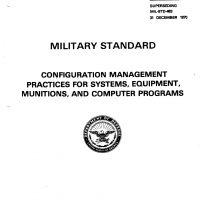 MIL-STD-483A