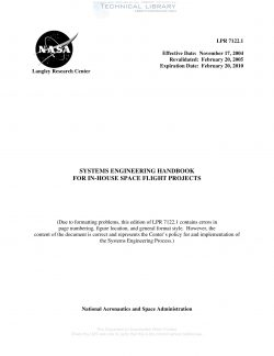 nasa systems engineering handbook 2017 pdf