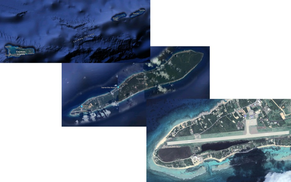 Cayman Islands UAV Test Cell