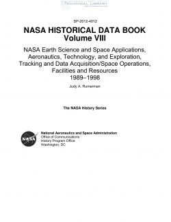 J. A. Rumerman - NASA Earth Science and Space Applications, Aeronautics, Technology, and Exploration, Tracking and Data Acquisition & Space Operations,