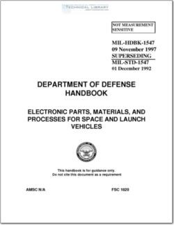 MIL-HDBK-1547 - Abbott Aerospace SEZC