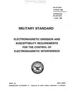 MIL-STD-461C