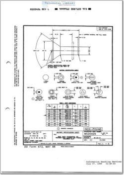 MS20426 - Abbott Aerospace SEZC