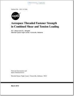 NASA-TM-2012-217454